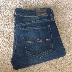 Ralph Lauren Denim Supply Skinny Jeans